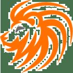 milaTEC Löwenkopf orange