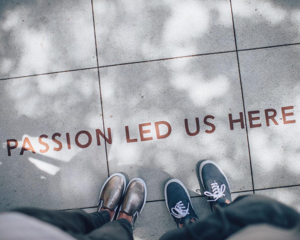 Motivationsbild Agentur Leidenschaft