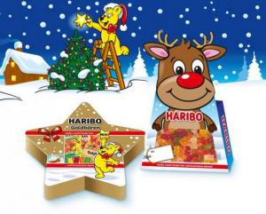 Haribo Keyvisual Weihnachten