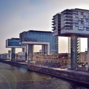 Hafen Köln - Instagram-Spots