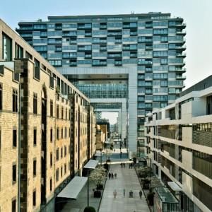 Köln Hafen - Instagram-Spots
