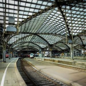 Köln Hbf Gleis - Instagram-Spots