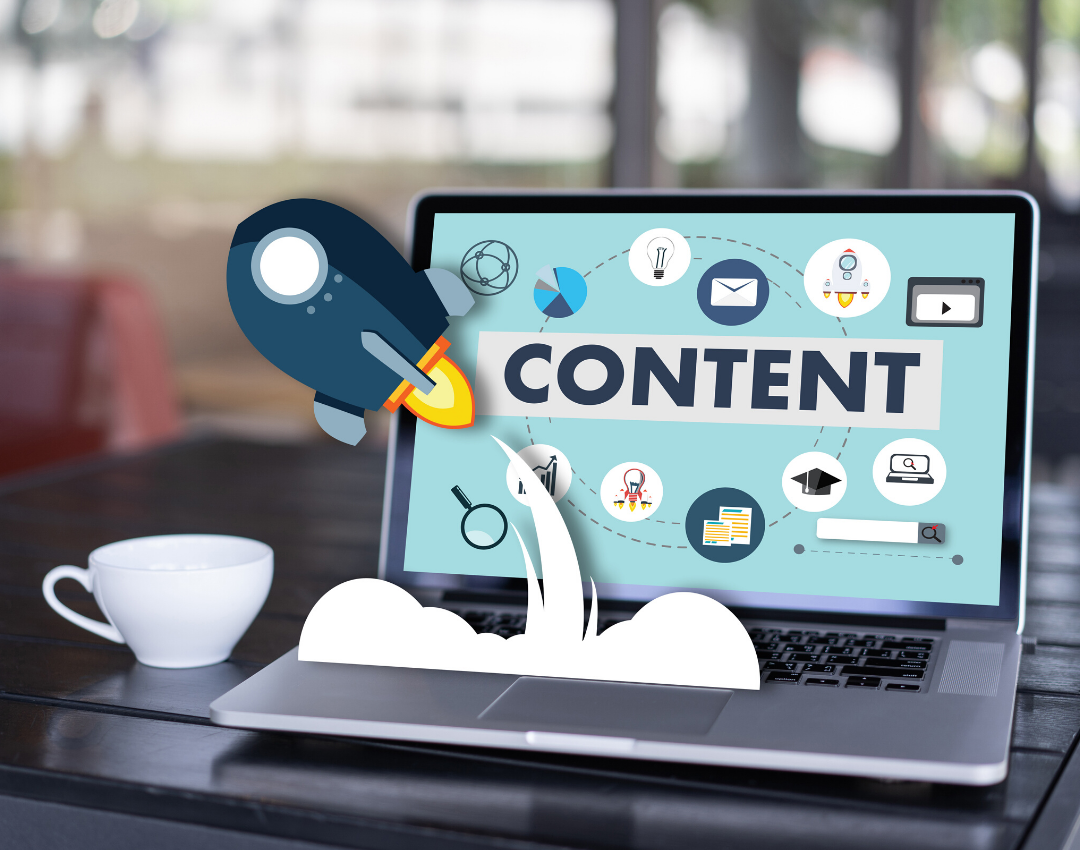 Content Marketing Streuung