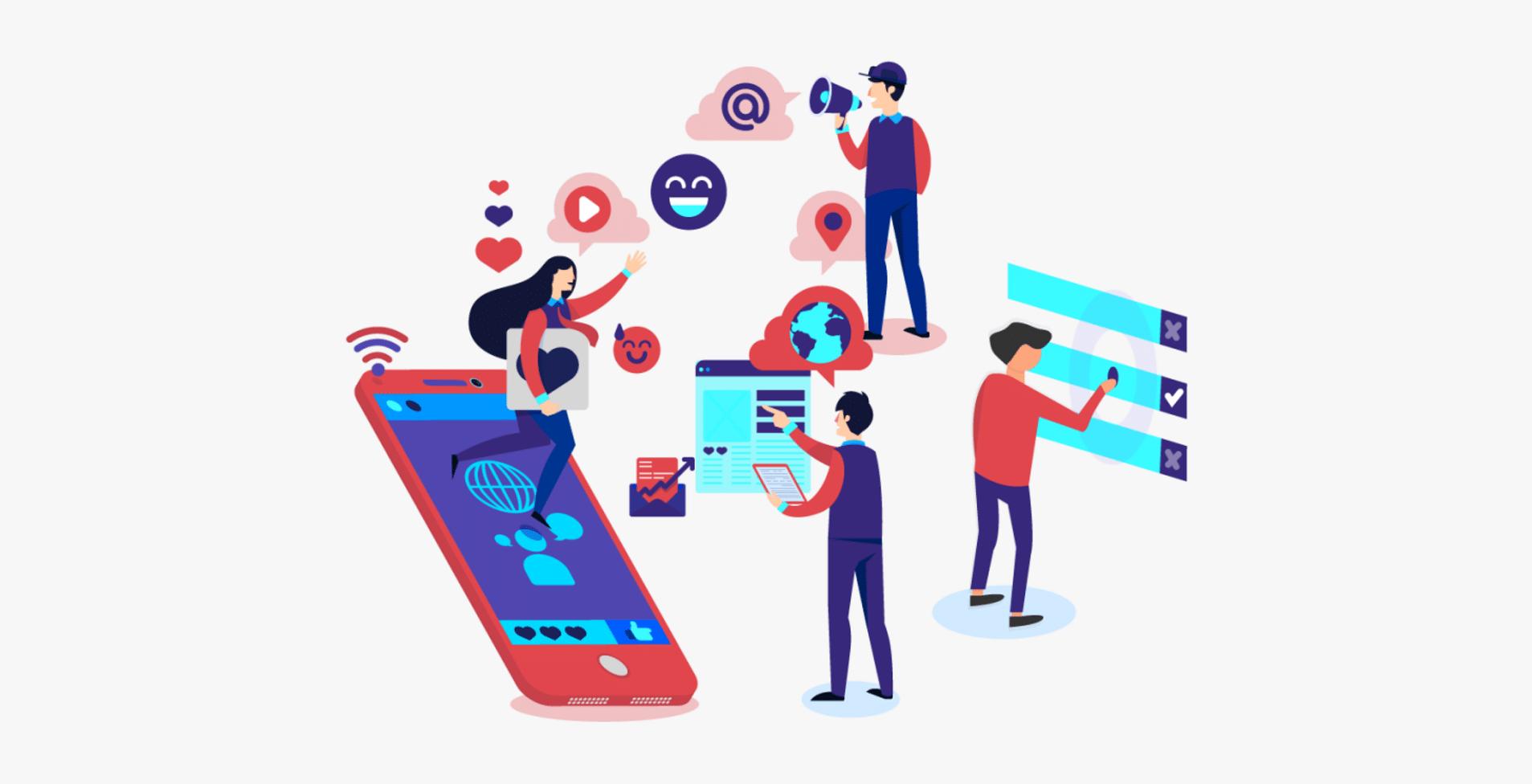 Online Marketing Formen