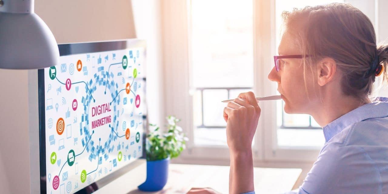 Digital Marketing am PC