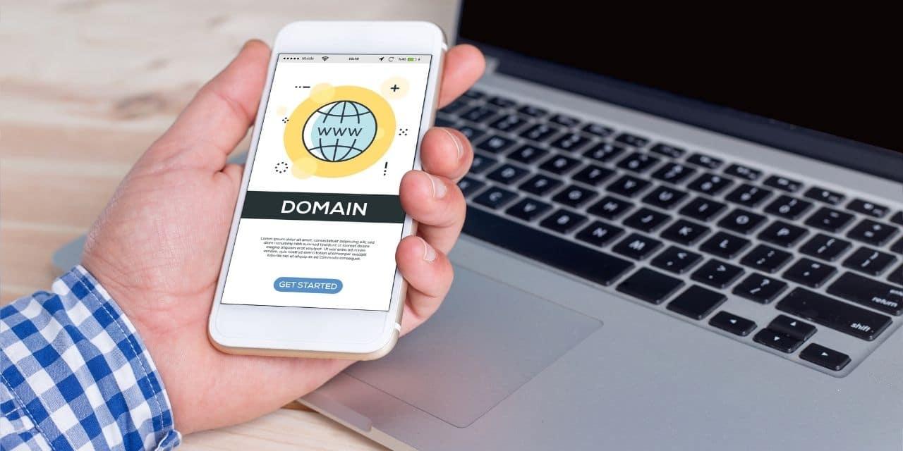 Webseiten-Domain SEO-optimiert