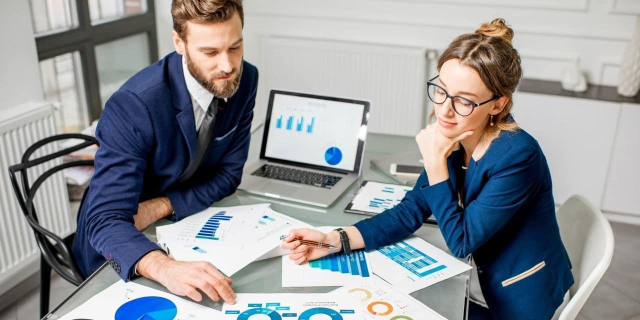 Arbeitsumfeld Online-Marketing-Manager