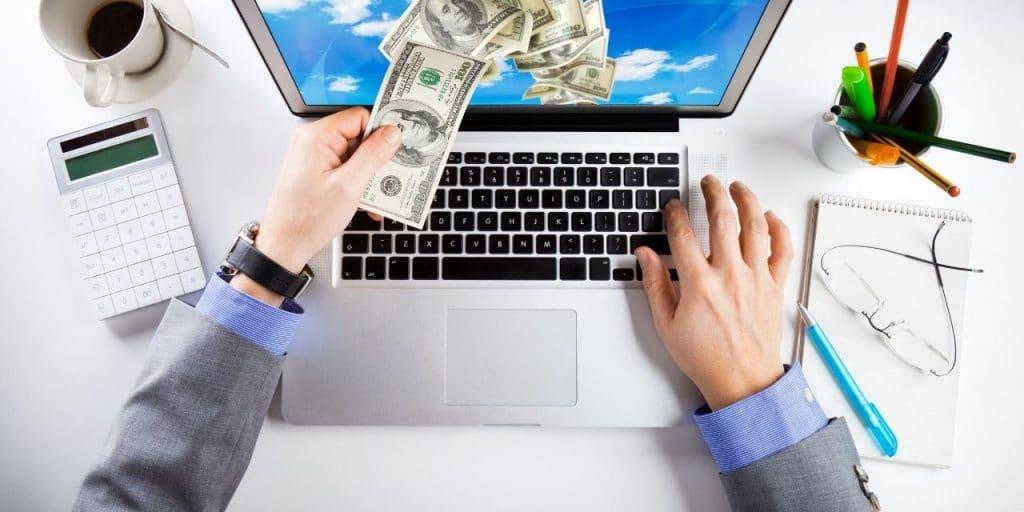 Monetarisierung online