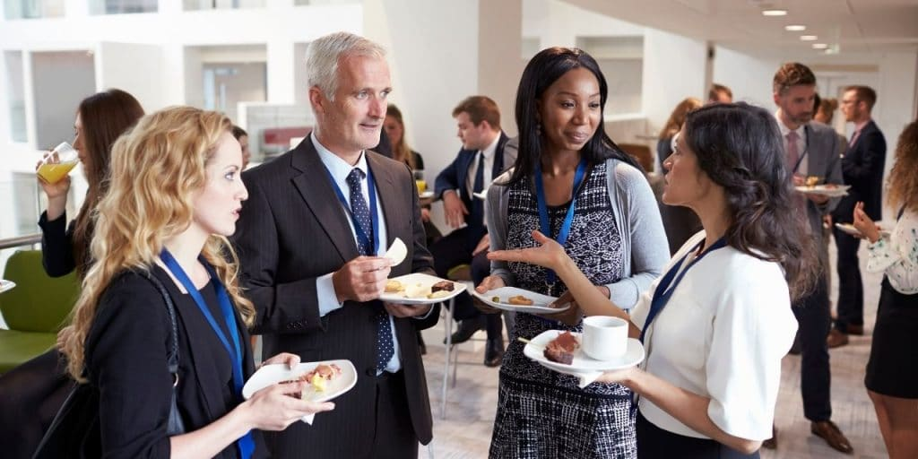Internes Networking für Unternehmen