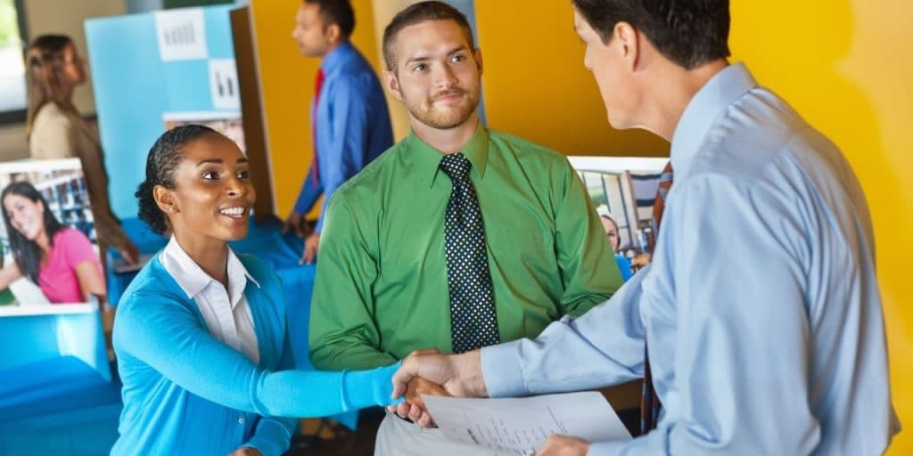 Networking für Unternehmen - Kontakt